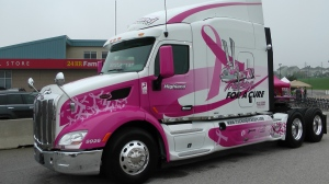 Trucking for a Cure Truck 2014