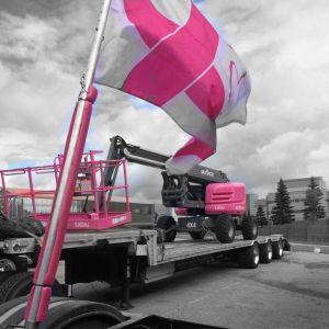 Woodstock convoy 2014 1