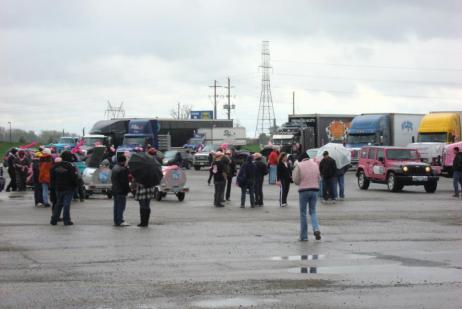 2011 participants gathering
