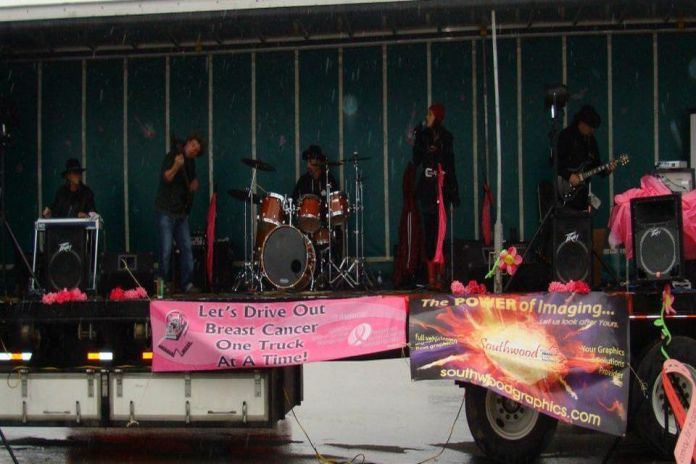 2011 rockin the ribbon concert with cadence grace
