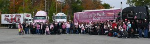 Trucking for a Cure