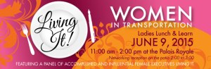 women in transportation 2015