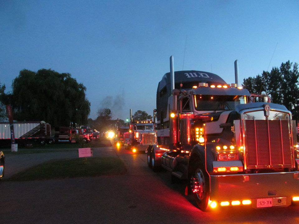 Big Rig Summer : Trucking for a cure summer events