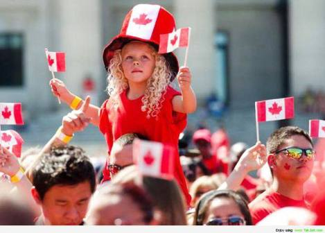 canada day 2 event