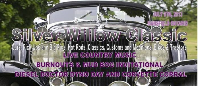 Silver Willow Classic Show