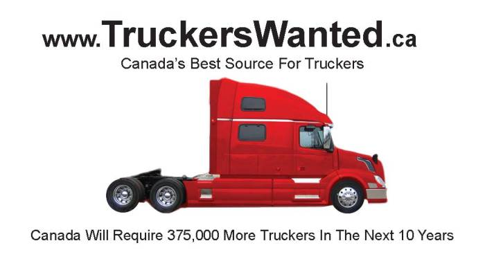 BC Truckers Wanted_add