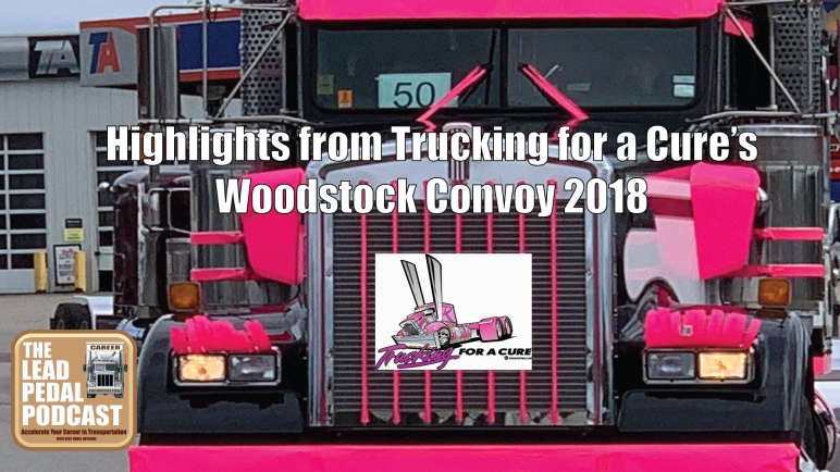 Trucking for a Cure Woodstock 2018