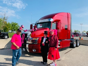 Trucking for a Cure-Woodstock 2019