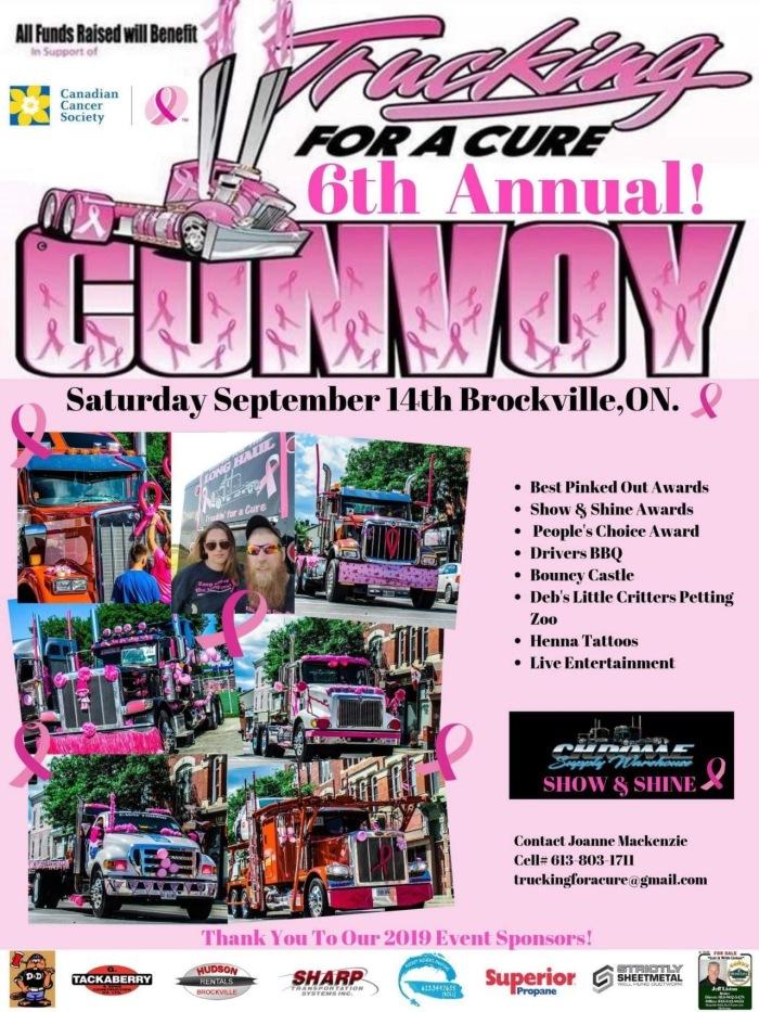 Brockville Convoy 2019